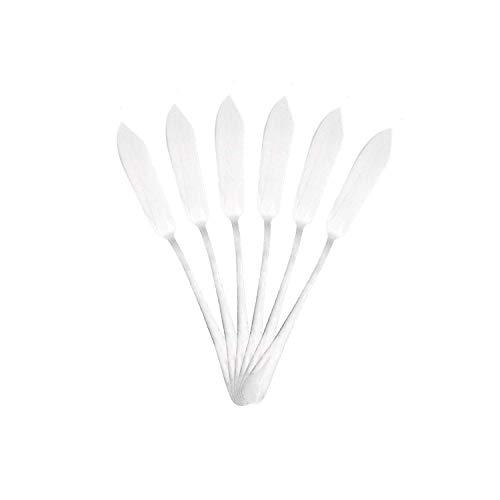 ZCENTER 6 Palas de Pescado Acero INOX. Colección Minimal (Pala de Pescado)