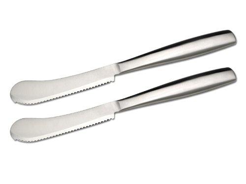 CHG 9829-104 Cuchillo para Desayuno, 2 Piezas, Largo: Aprox. 23 Cm
