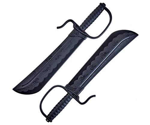 Artes Marciales de Plástico Negro Polipropileno Cuchillos de Entrenamiento' Wing Chun '
