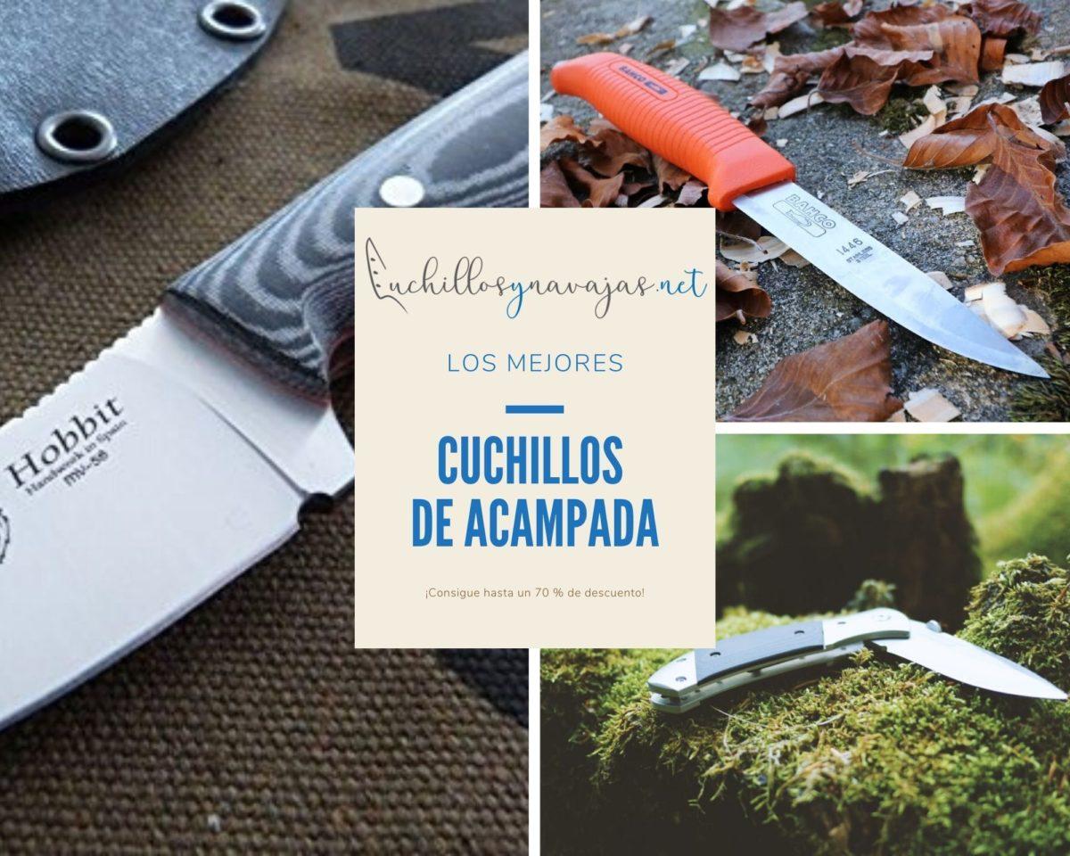 Cuchillos Acampada
