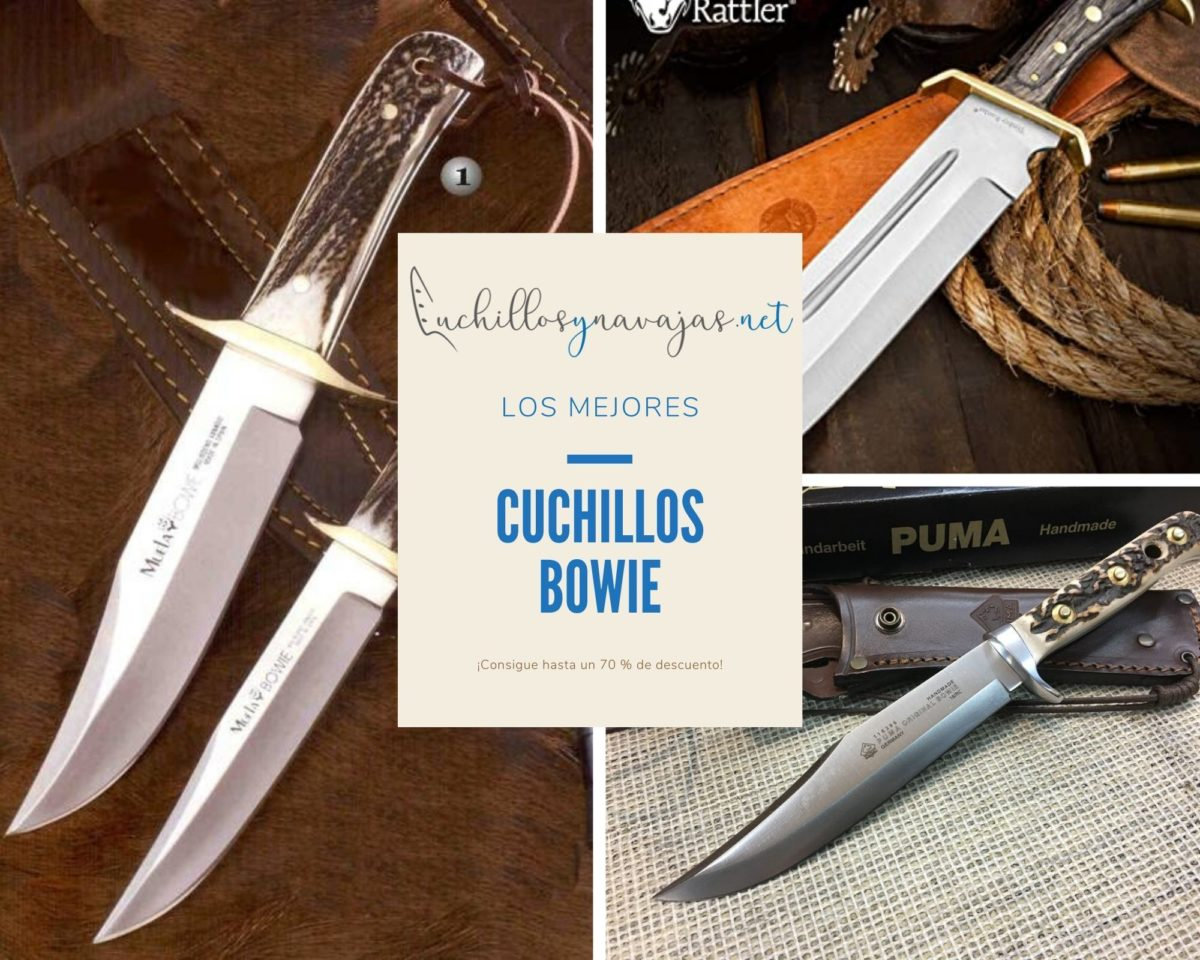 Cuchillos Bowie