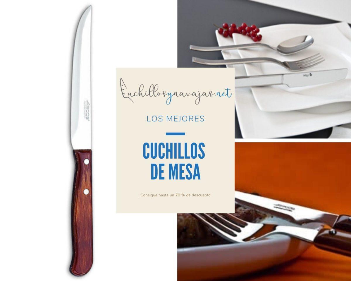 Cuchillos De Mesa