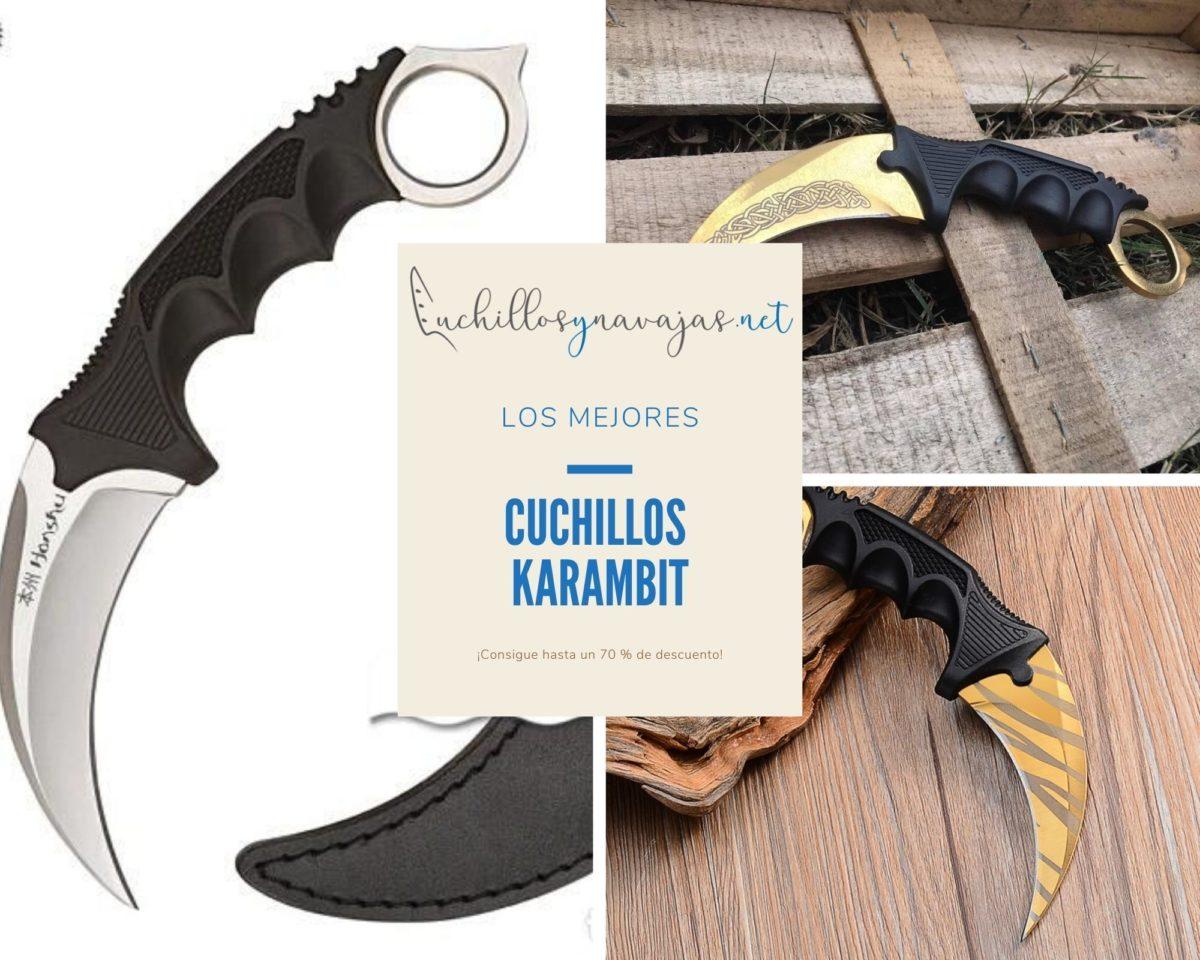 Cuchillos Karambit