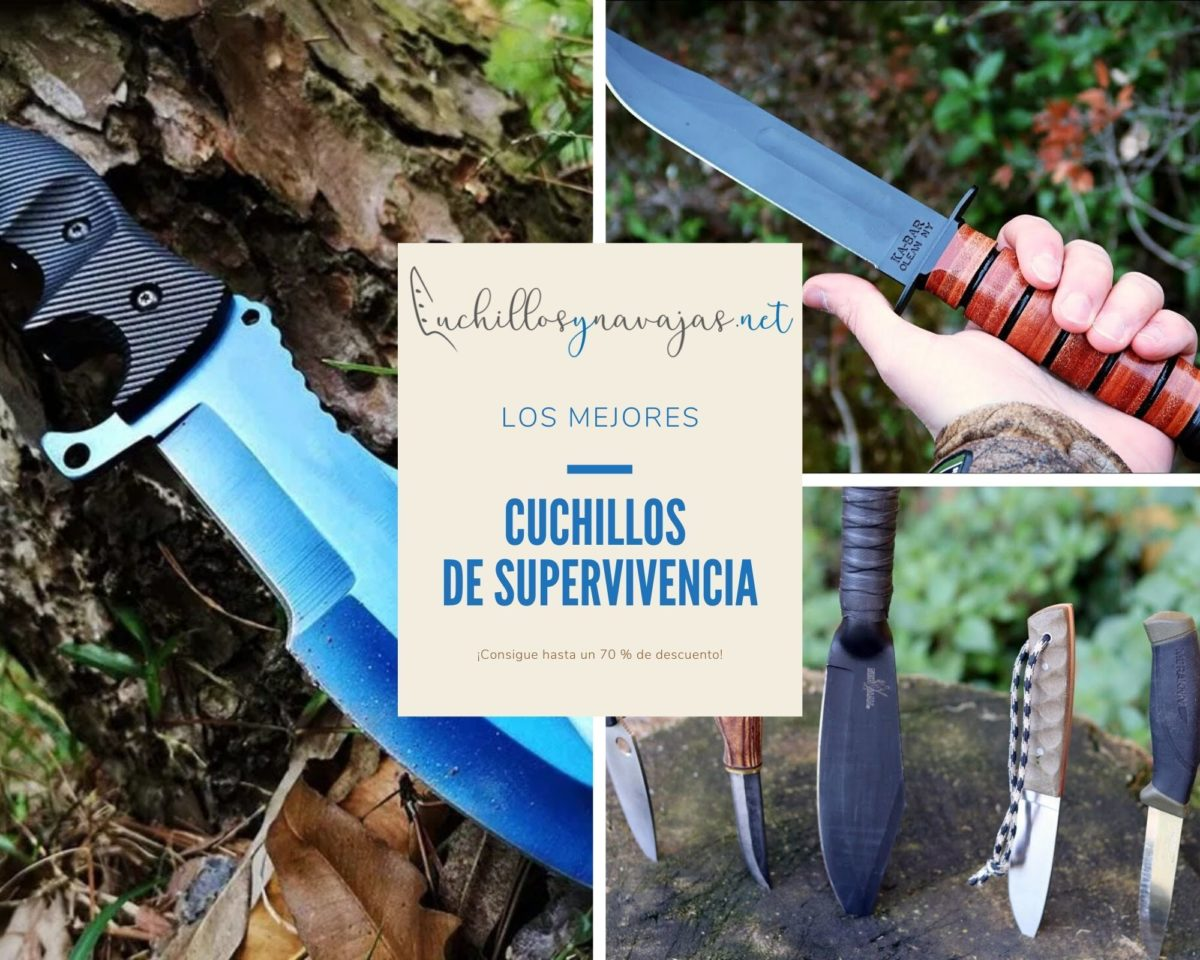 Cuchillos de Supervivencia